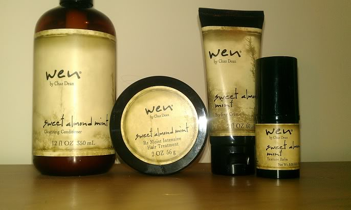 Review : WEN Hair Care system