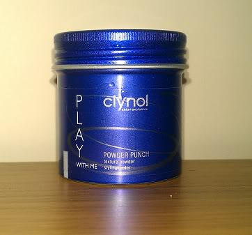 Review : Clynol Play with me powder