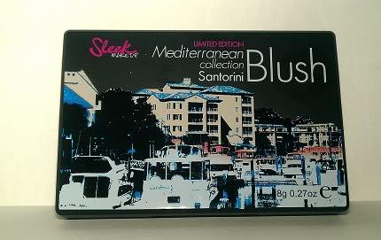 Sleek – Santorini Blush