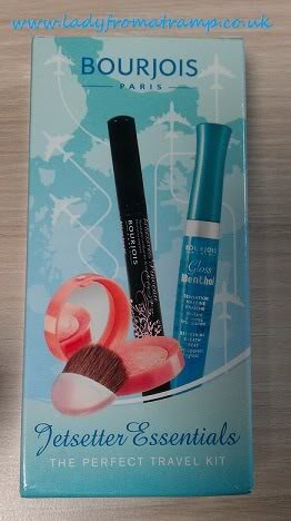 Bourjois Jetsetter Collection – Come fly with me……