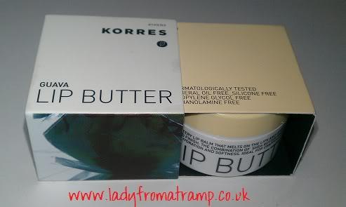 Korres Lip Butter