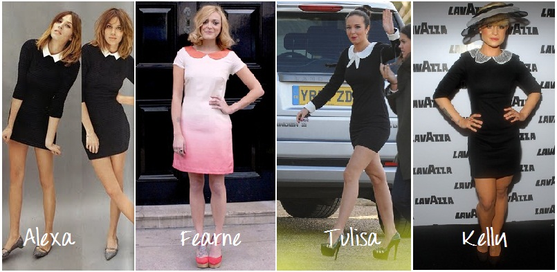 Wardrobe Wednesday – Steal the celebs style!