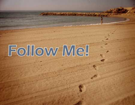 Follow Me, everything is alright!