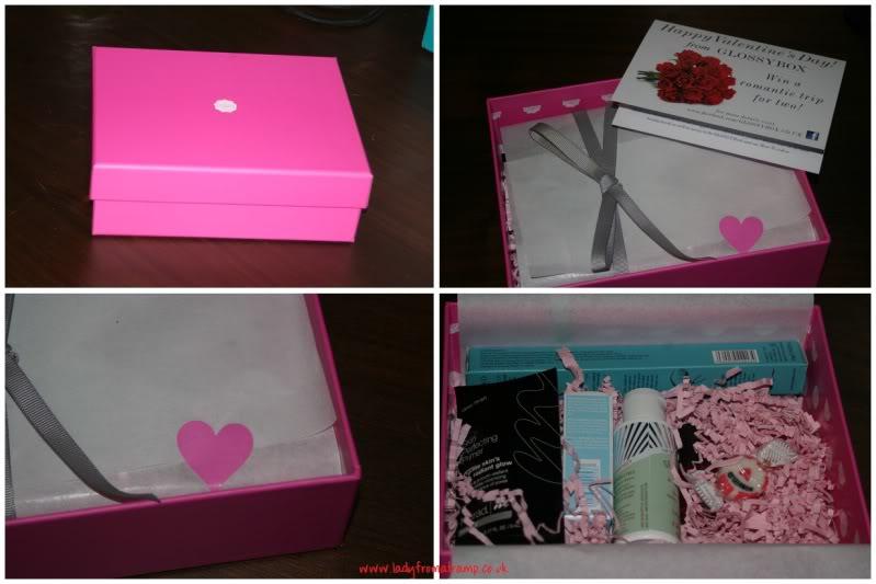 Glossybox January 2012