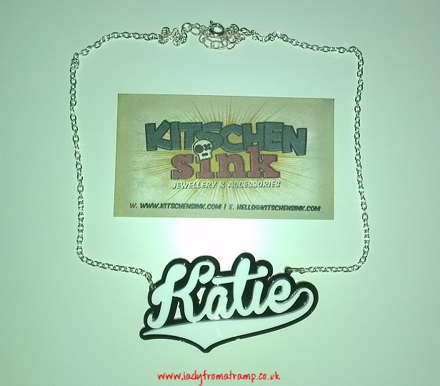 Kitschen Sink Customised Necklaces