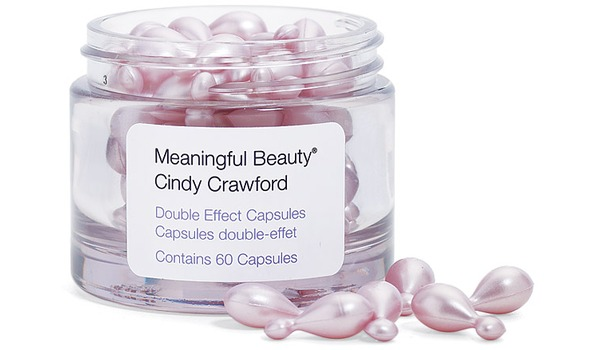 Meaningful Beauty Wrinkle Smoothing Capsules – The best primer EVER.