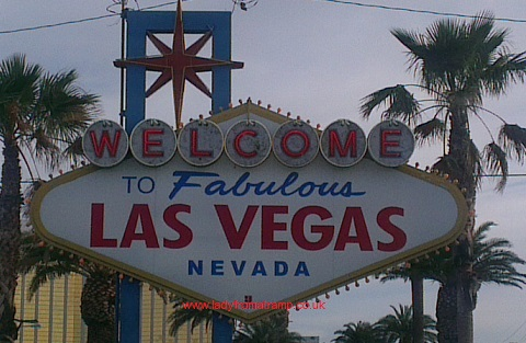 My big fat Las Vegas Wedding….