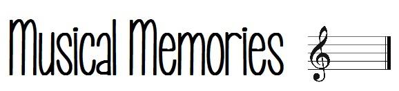Music related memories…
