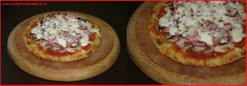 Syn Free Pizzas