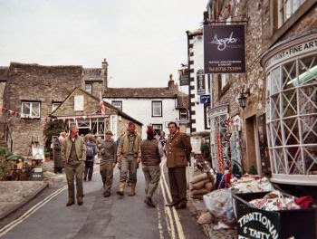 Grassington 1940s Weekend