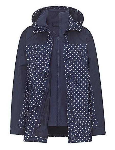 Simply Be 3 in 1 coat