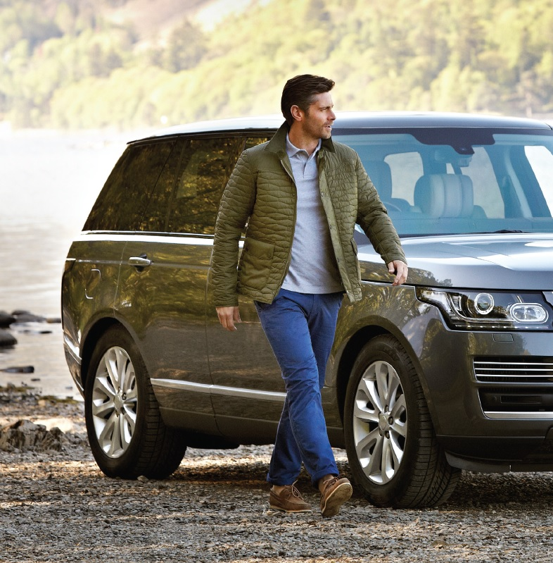 Barbour For Land Rover Spring Summer 2015 Collection