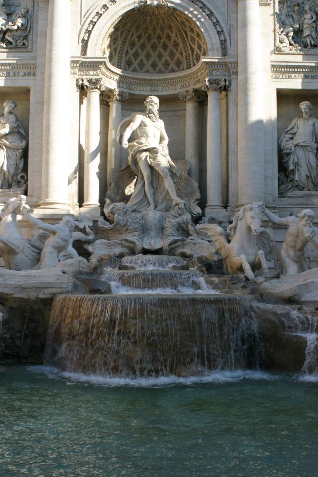 Inntravel Trevi Fountain