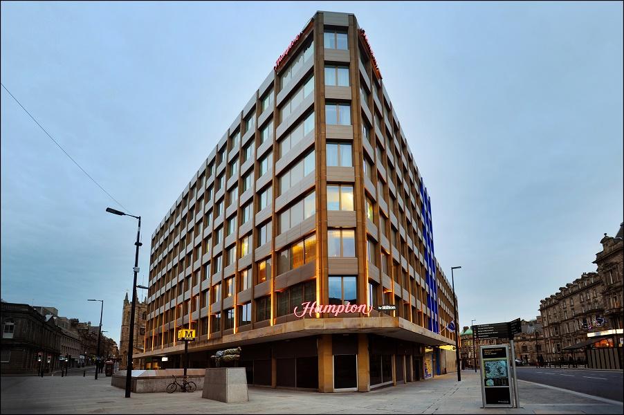 Hampton by Hilton – Newcastle City Centre