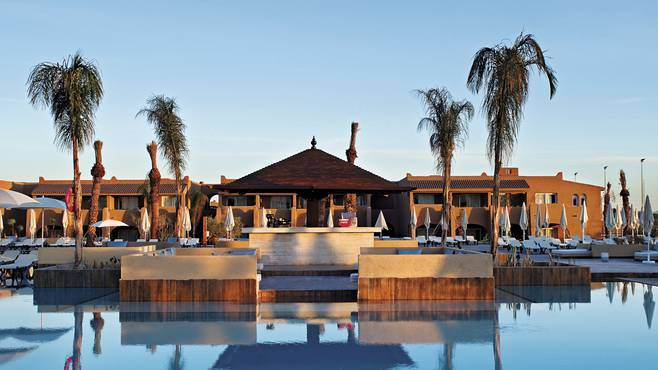 RIU Clubhotel Tikida Palmeraie, Marrakech, Morocco