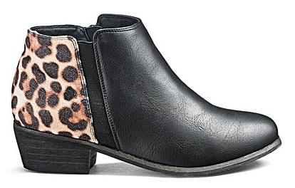 Sole Diva Ankle Boots from Simply Be