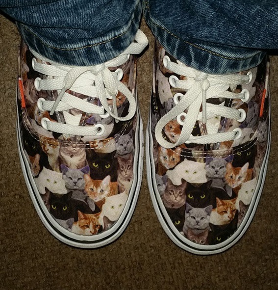 VANS Cat  Trainers 3