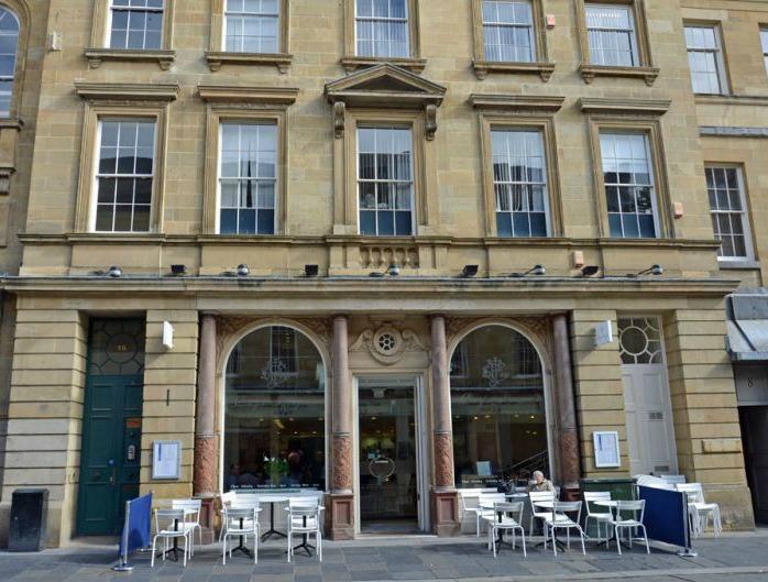 Cafe Royal Newcastle