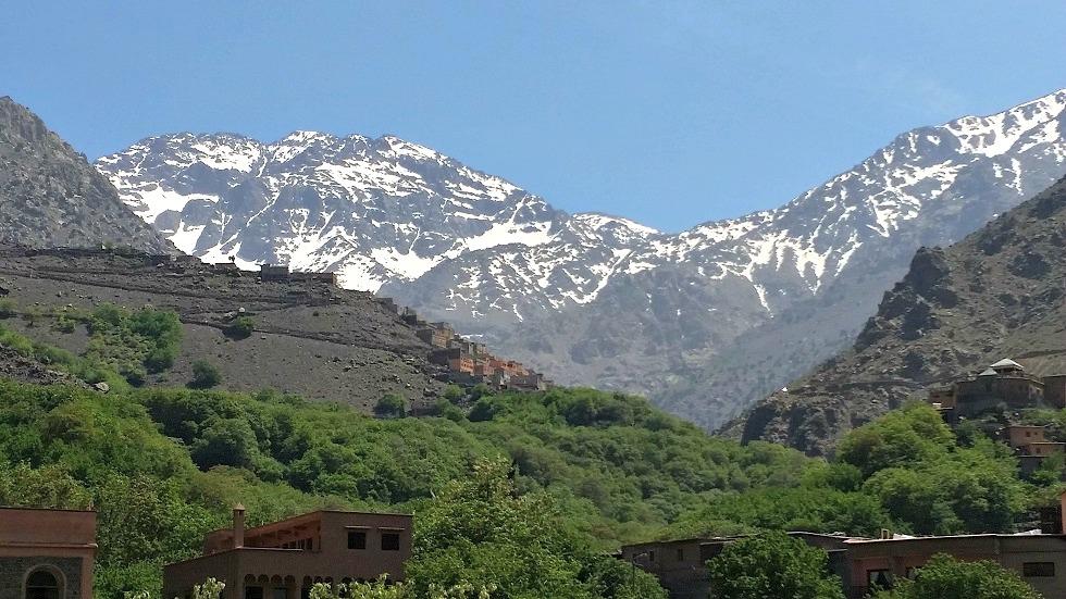 Imlil – Atlas Mountains, Morocco