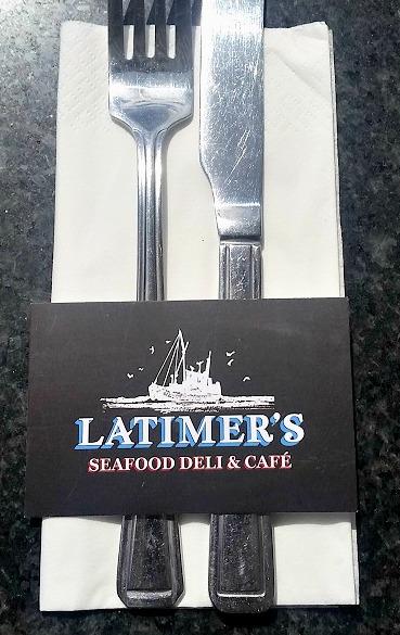 Latimers Seafood 5