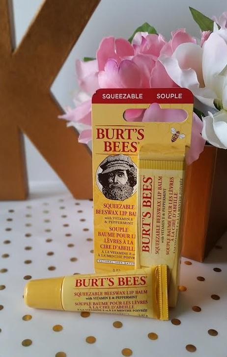 Burts Bees Squeezable Beeswax Lip Balm