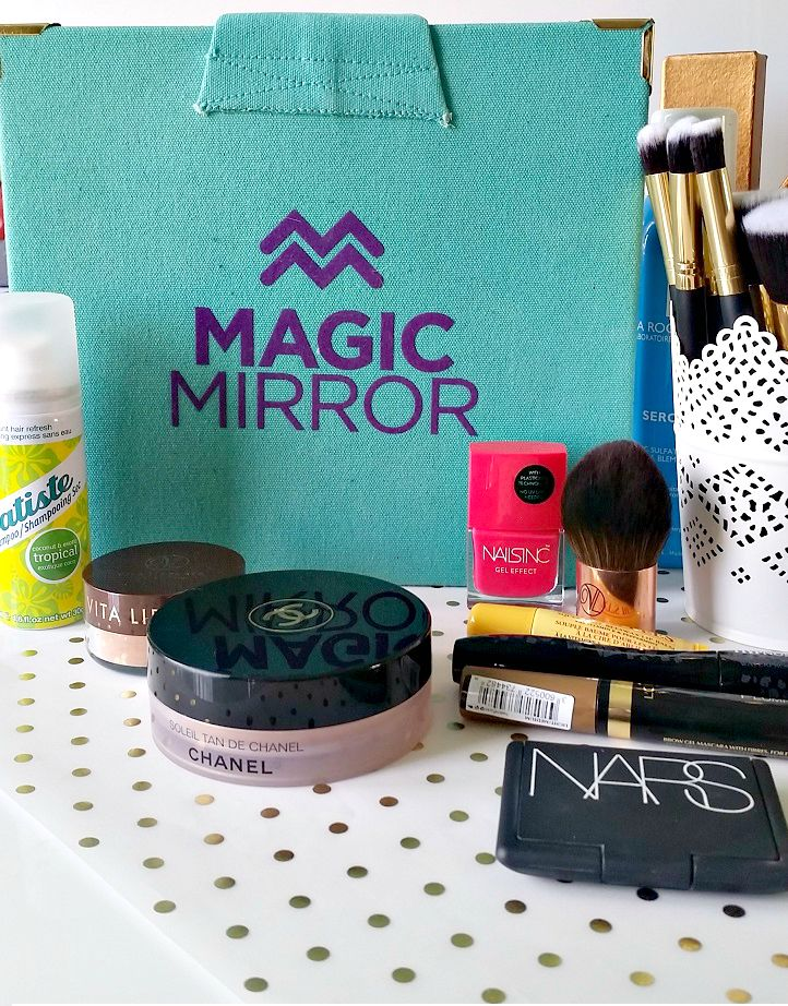 Magic Mirror 1