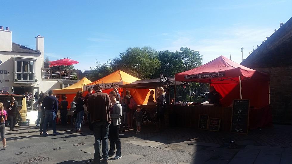 Durham Street Food Project