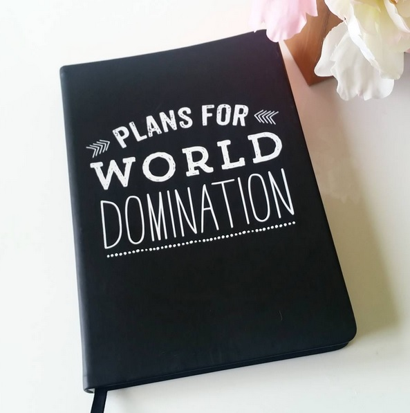 World Domination Plans 75