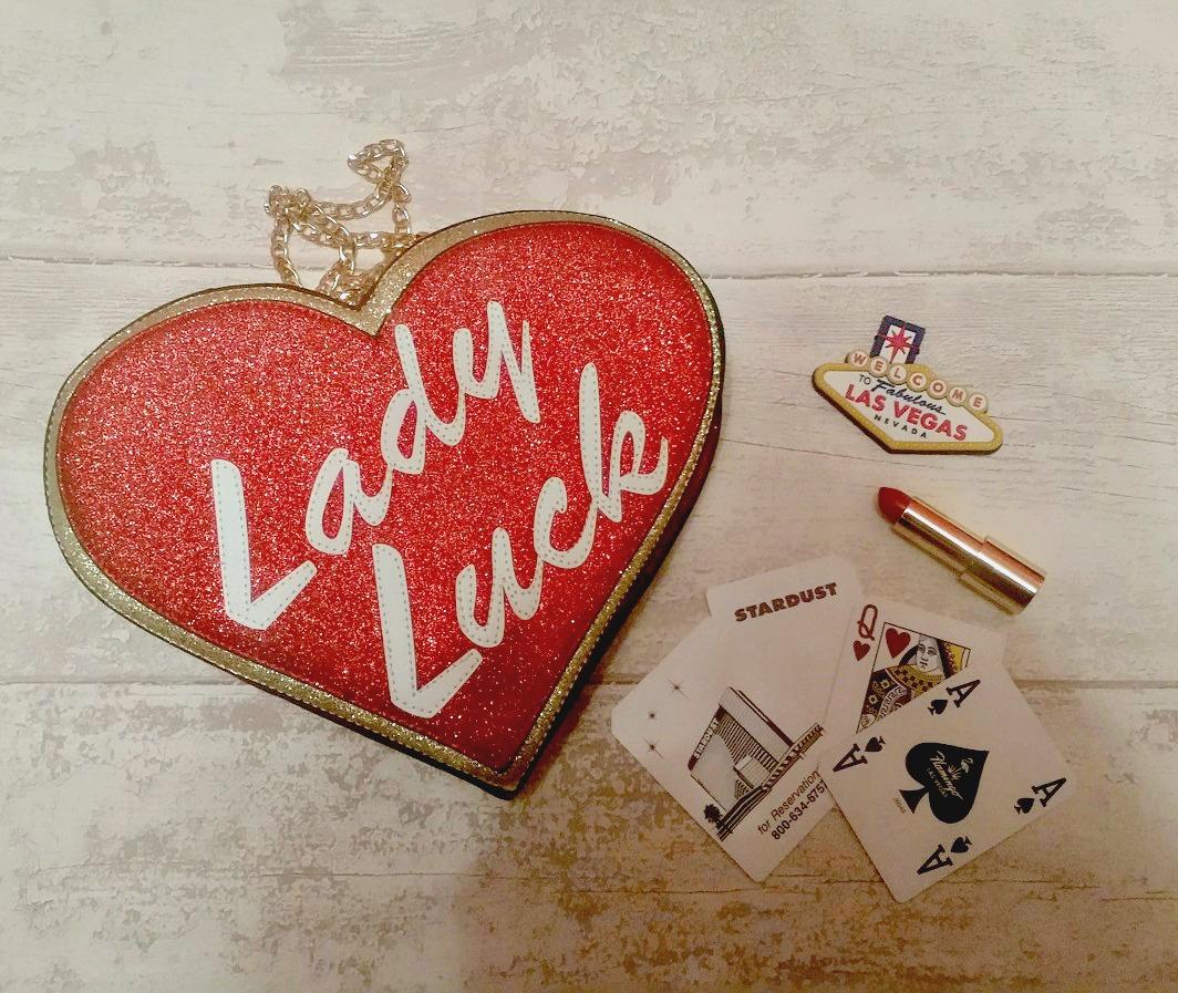 Skinny Dip x Felicity Hayward ASOS Lady Luck Bag
