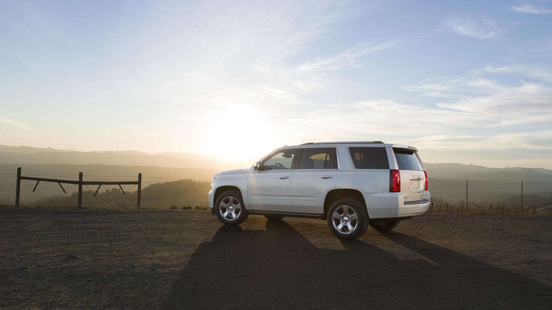 2016 Chevrolet Tahoe 2
