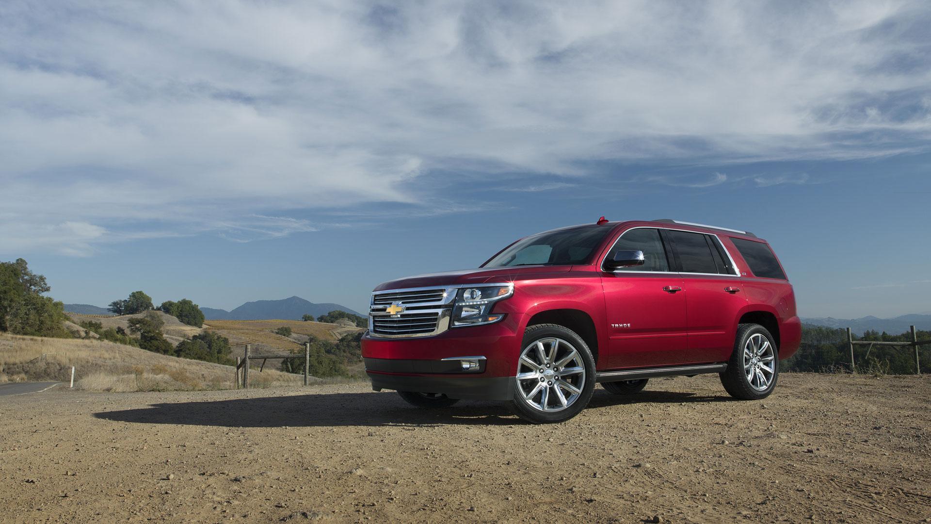 2016 Chevrolet Tahoe 3