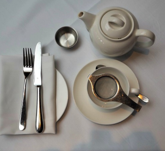 Jesmond Dene House Afternoon Tea