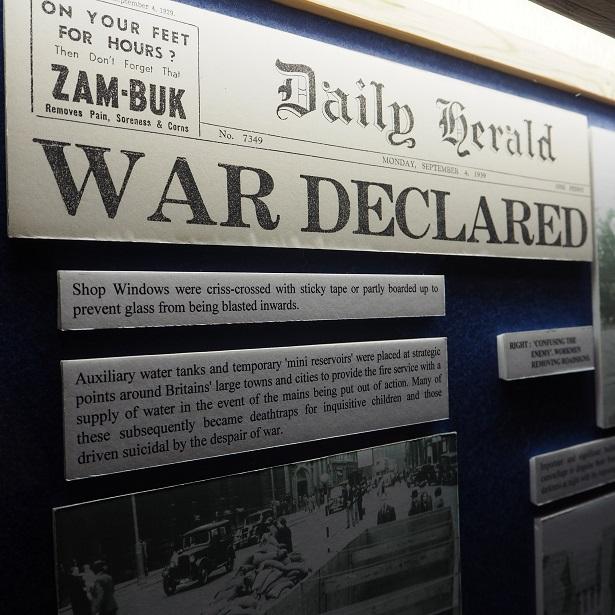 Eden Camp Museum, Malton, Yorkshire