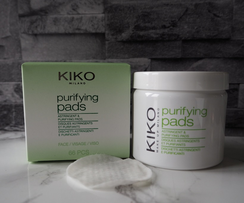 KIKO Purifying Pads Review