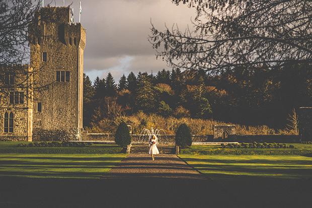 Winter Castle Wedding
