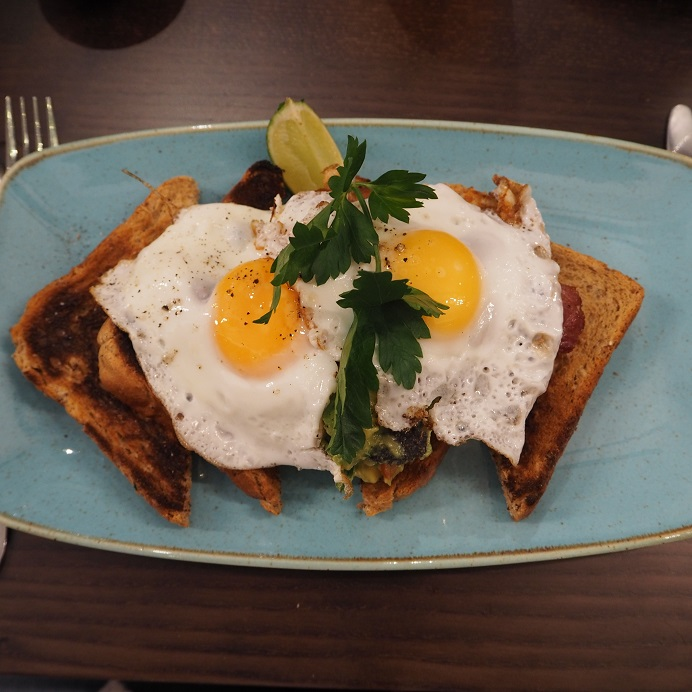 Carter + Fitch Sunday Brunch Review