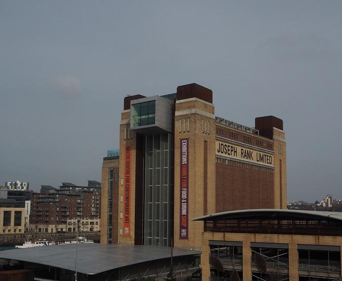 Afternoon Tea, Six, Baltic Gateshead