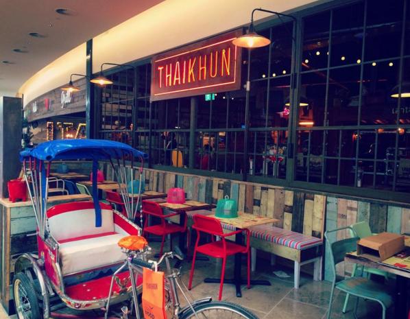 Thaikhun Restaurant Review