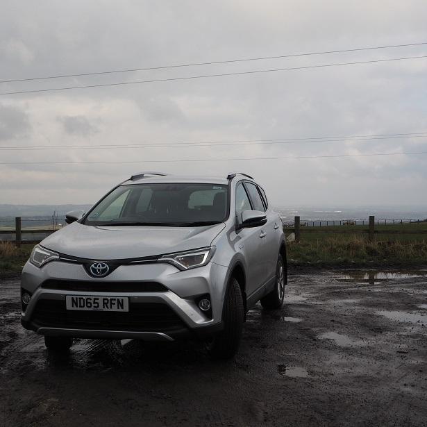 Toyota RAV4 Hybrid Review