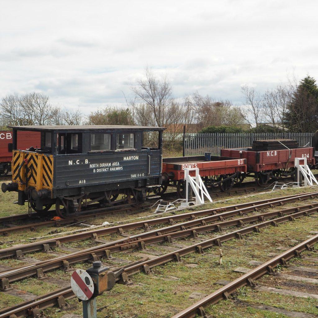 Bowes Railway, Springwell, Gateshead