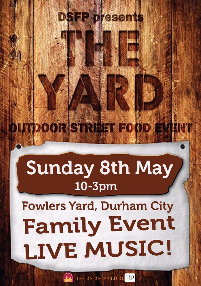 urham Street Food Project The Yard