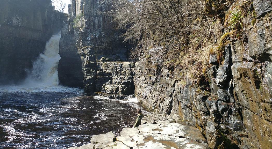 High Force Waterfall Teesdale Durham 3