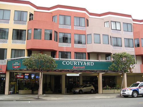 Courtyard Fishermans Wharf San Francisco Review