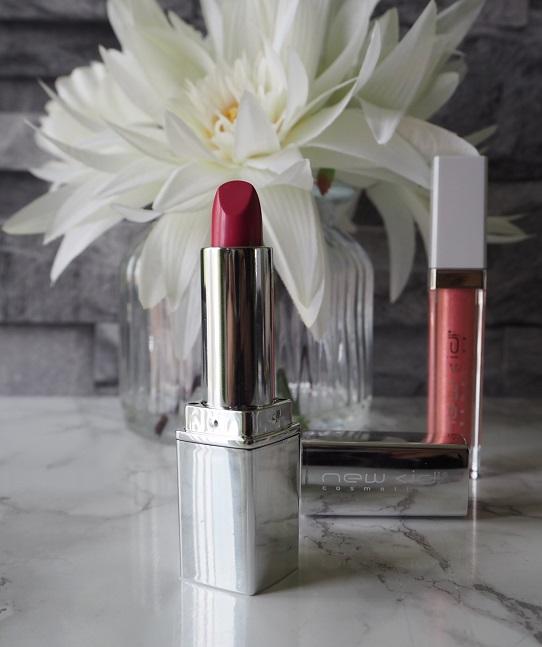 New CID i-pout lipstick peony pink