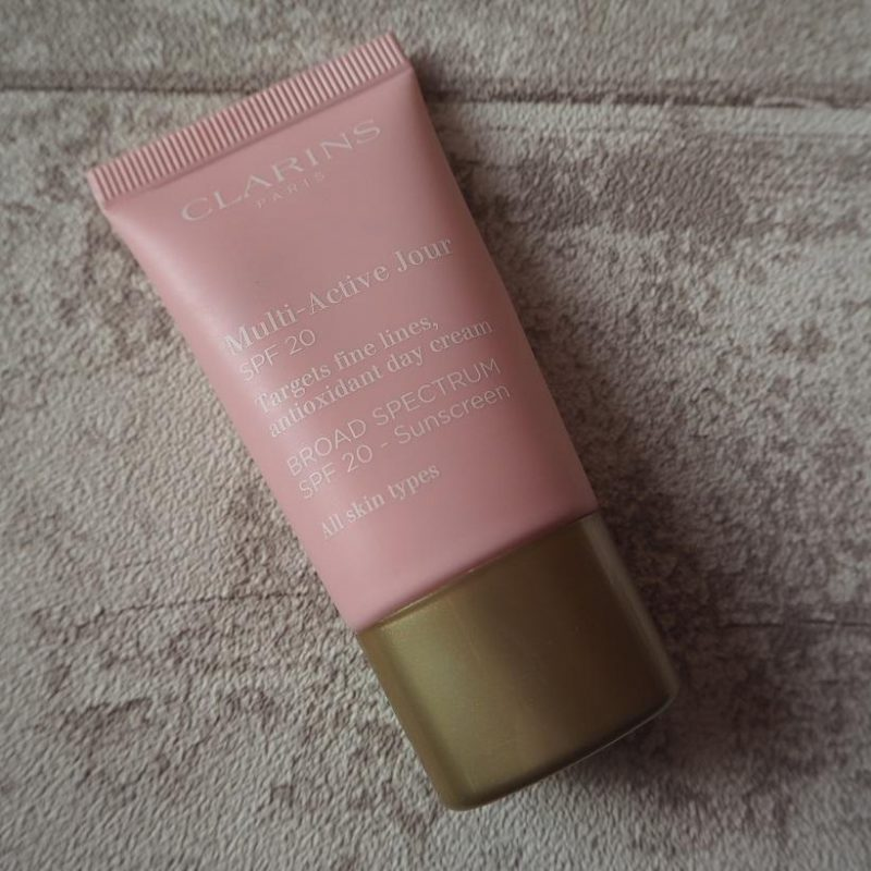 Clarins Multi-Active Jour Day Cream Review