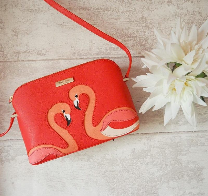 Kate Spade Hanna Flamingo Bag