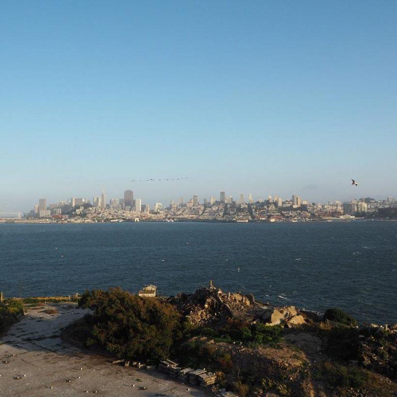 Alcatraz Night Time Tour Review