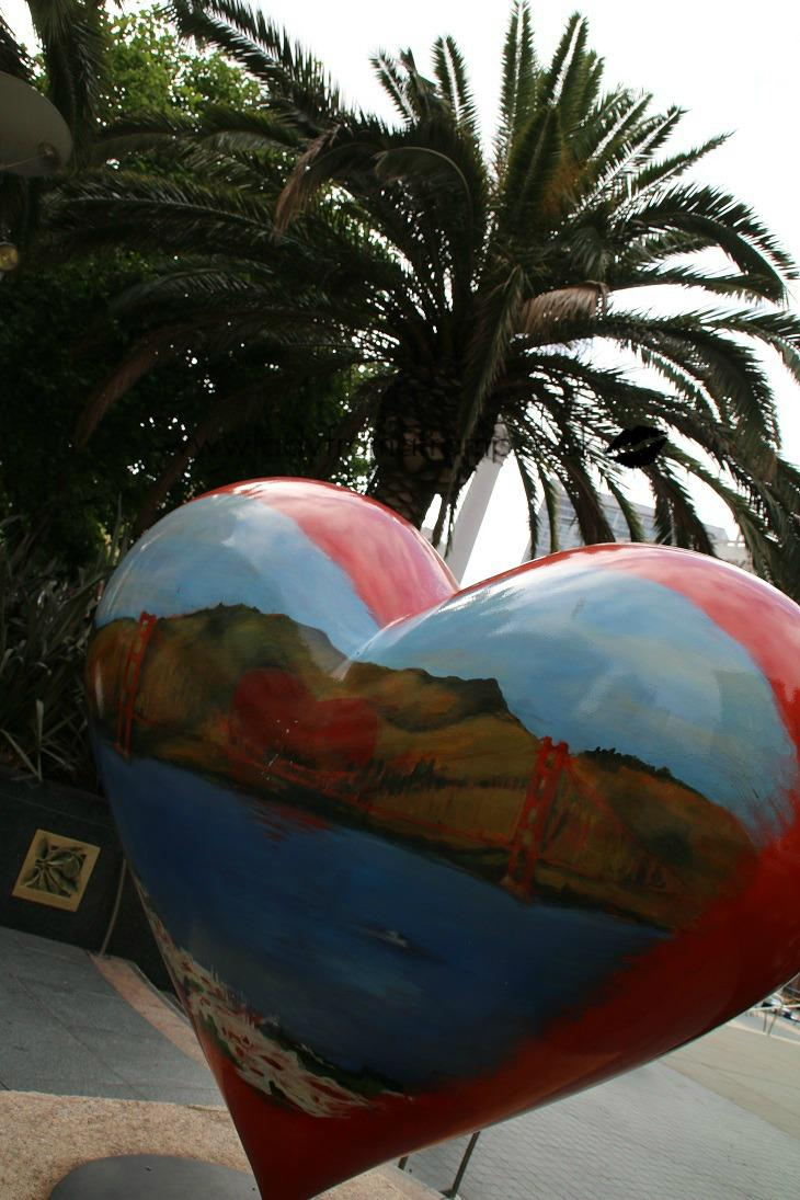 The Hearts in San Francisco