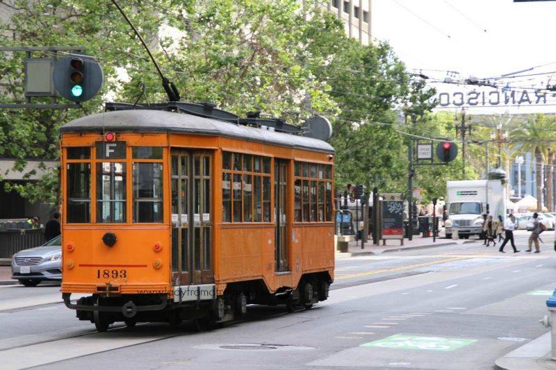 Trolley Car San Francisco