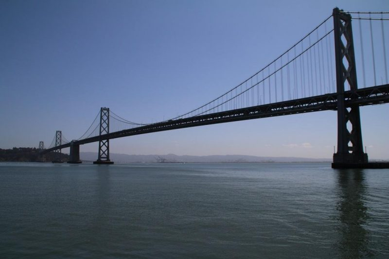 Oakland Bay Bridge San Francisco